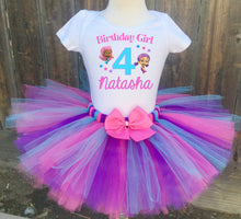 Load image into Gallery viewer, Bubble Guppies Oona, Molly  Birthday Tutu Outfit-Dress