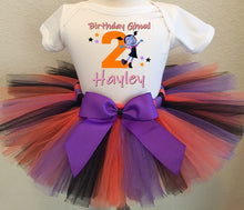 Load image into Gallery viewer, Vampirina Customized Birthday Tutu Outfit
