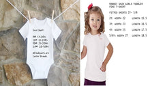 Load image into Gallery viewer, Bumblebee Personalized Birthday Shirt Girls