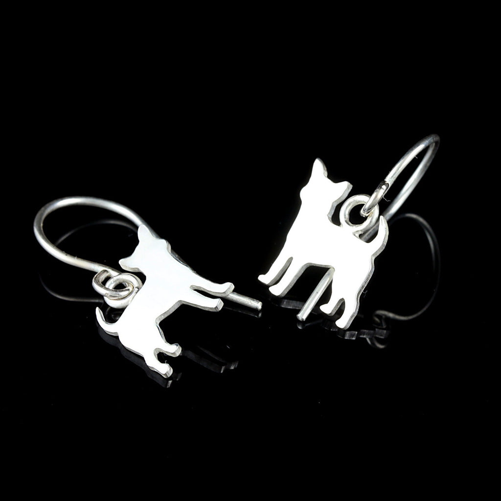 Chihuahua V2 Dangle Earrings