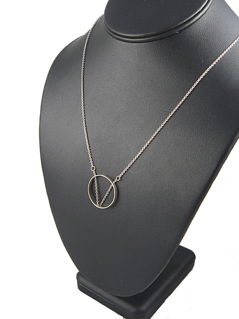 V Chain Necklace