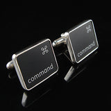 Command Key V2 Cufflinks