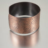 Copper Lace Cuff