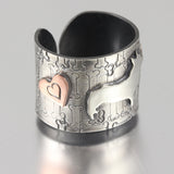 Adjustable Dog Breed Wide Ring