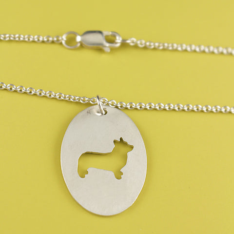 I Love My French Bulldog Necklace