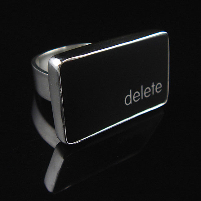 Delete Key Ring