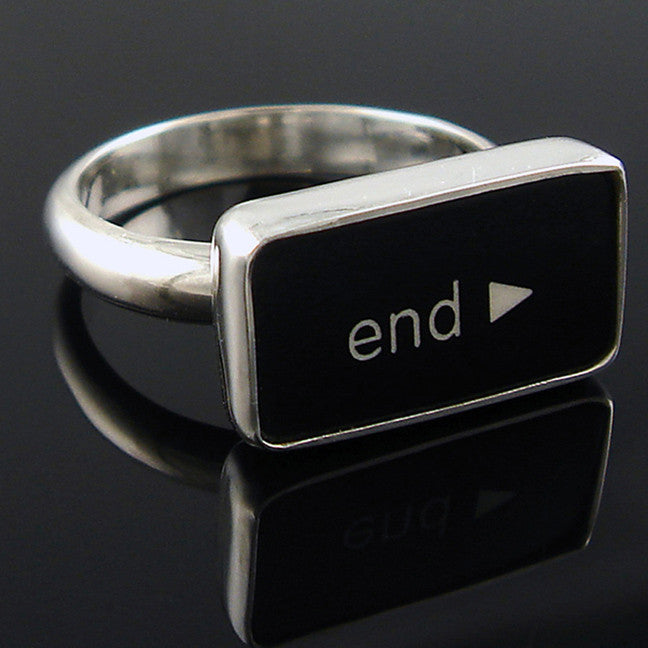 End Ring - Size 9