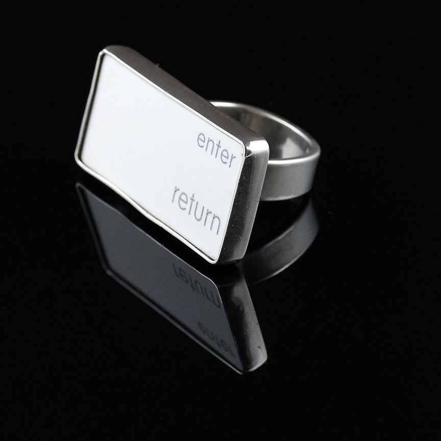 Enter Return Ring - Size 5