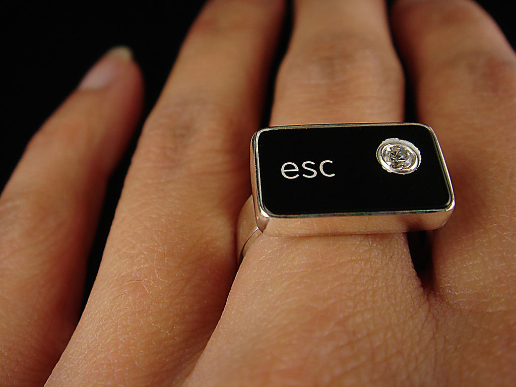 Esc Key with CZ