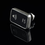 F5 Volume Music Tie Tack/Pin