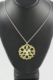 Flower Pendant: Lotus Pattern