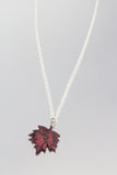 Foliage Maple Leaf Pendant