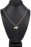 Golden Retriever 'Petite' Necklace