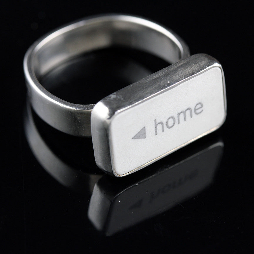 Home Key Ring - 5.5