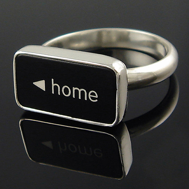 Home Key Ring - Size 6