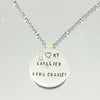 I Love My Cavalier King Charles Necklace