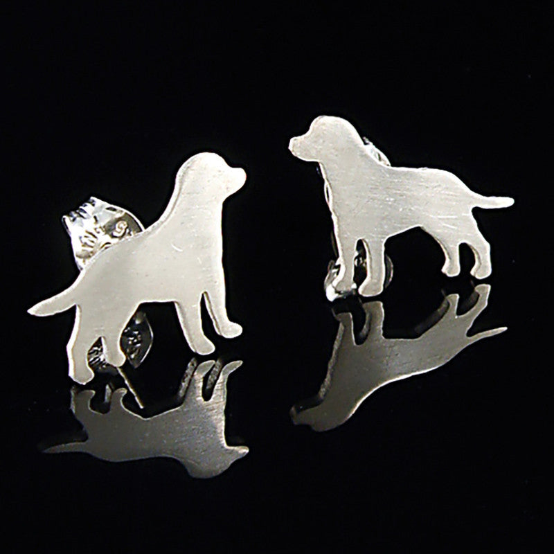 Labrador Retriever Earring Studs