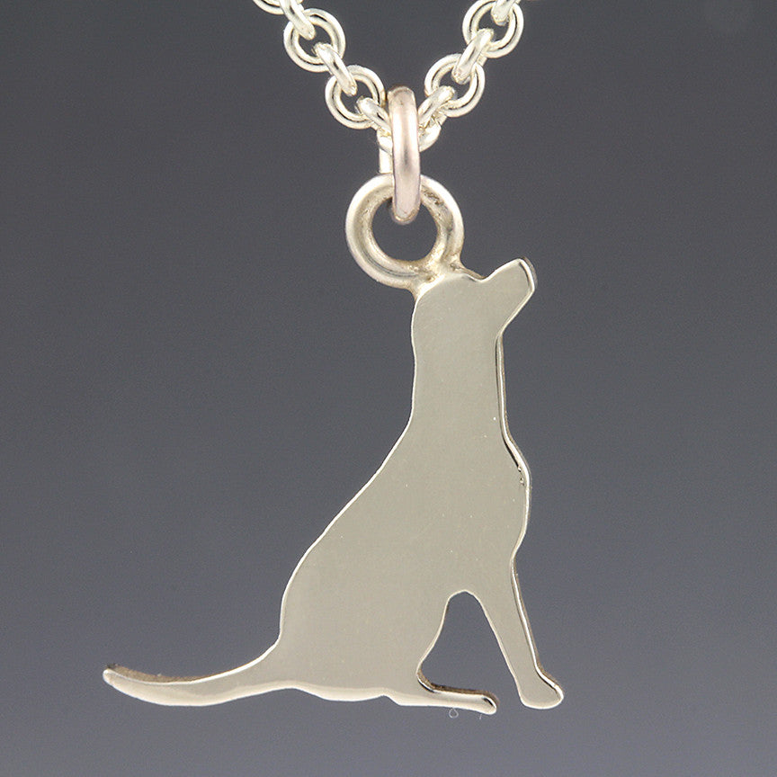Mutt or Rescue 'Petite' Necklace