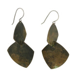 Patina: 3D Earth Tone Splash Modern Dangels