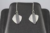 Abstract Diamond Shape Dangles