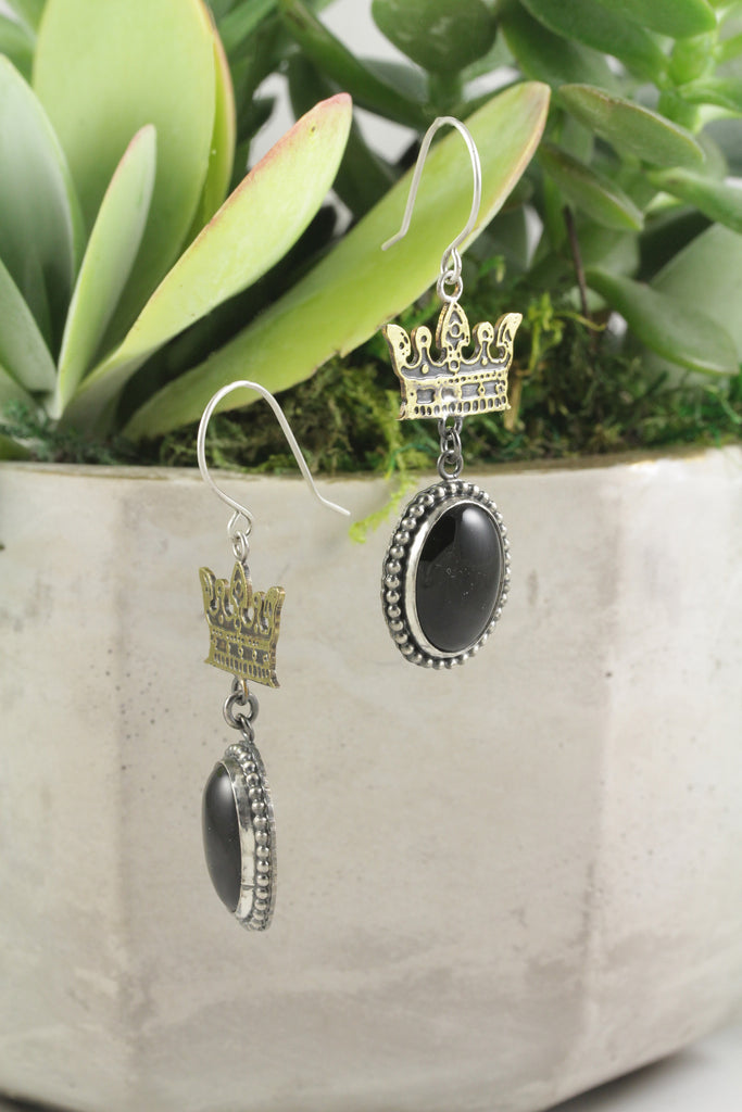Crown Hematite Dandles