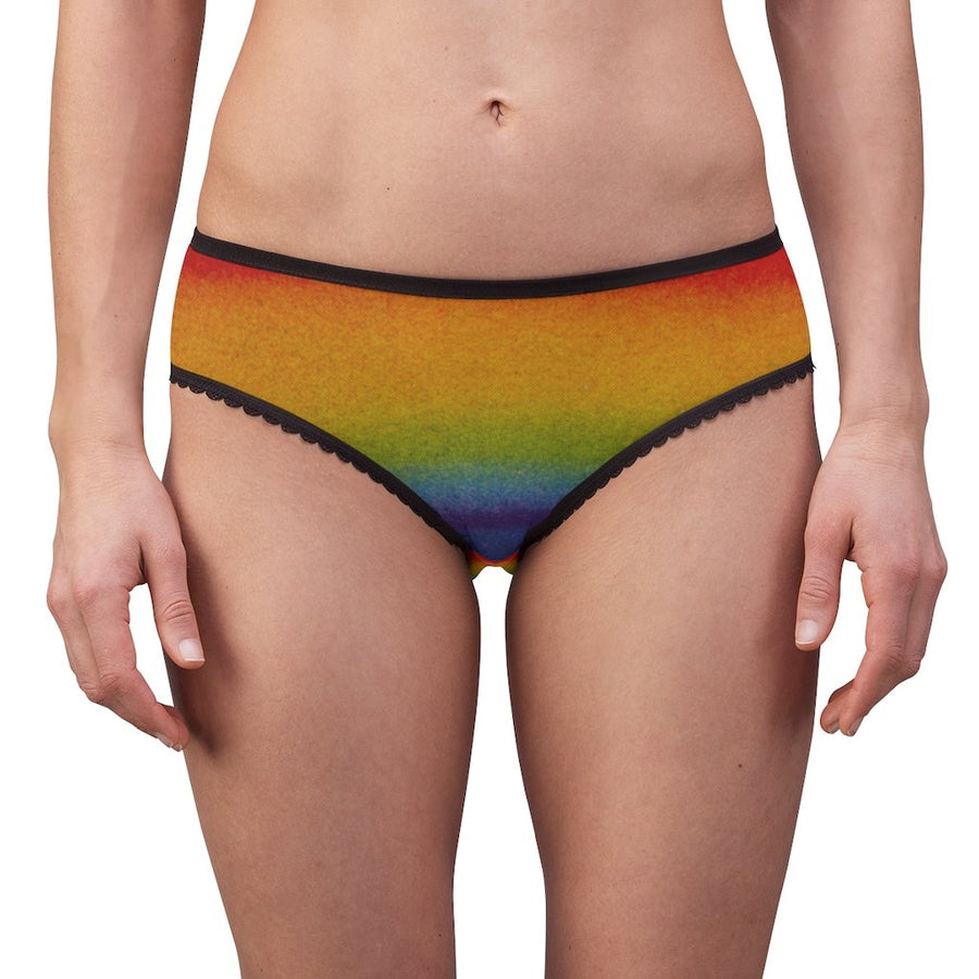 Rainbow Sloth Women's Underwear
