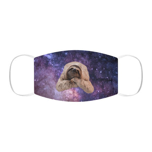 Galaxy Space Sloth Face Mask