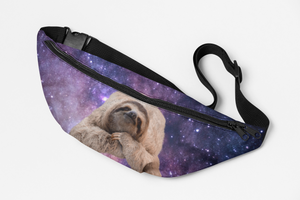 Space Sloth Fanny Pack