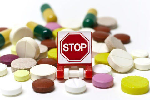 Say no to painkillers