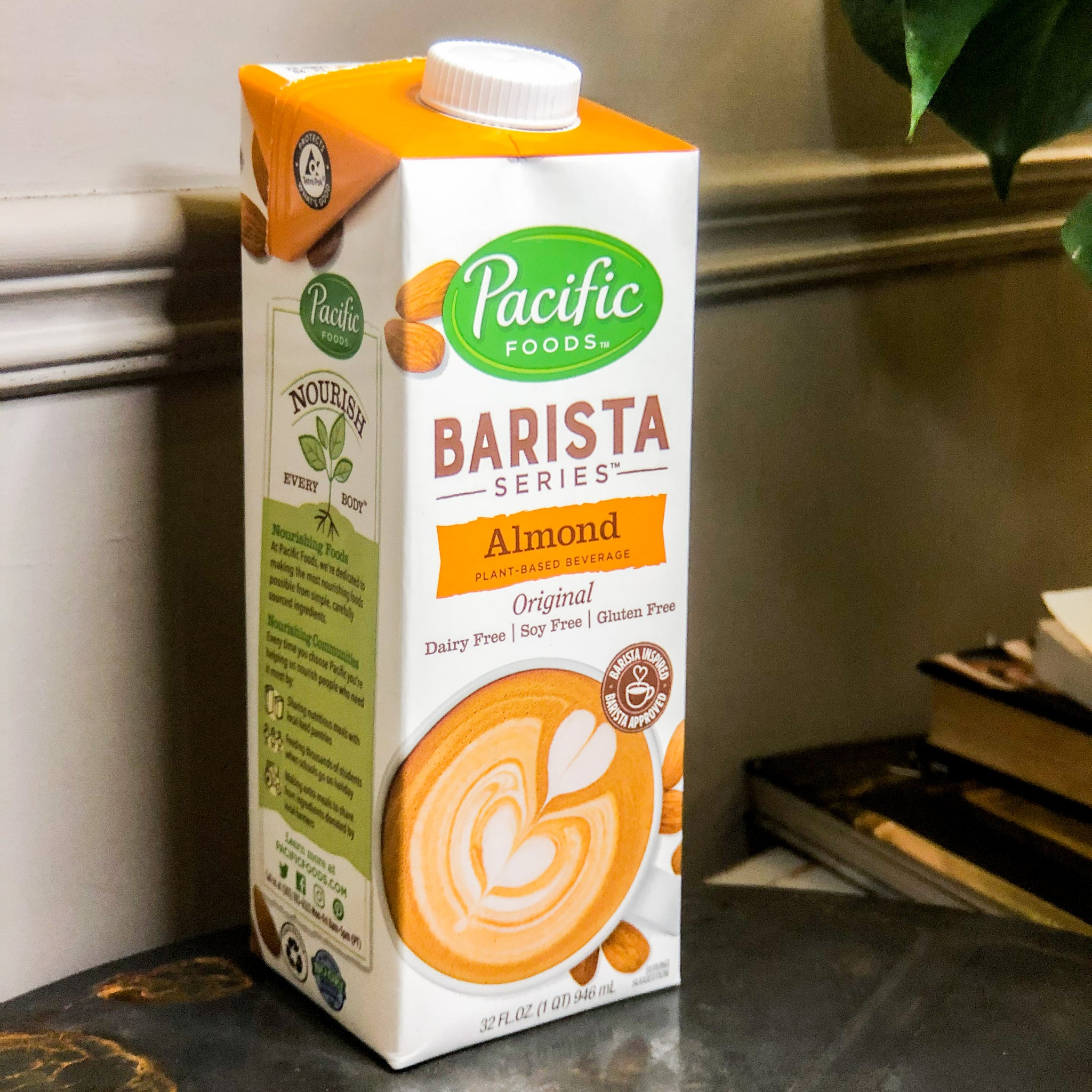 Pacific Foods (Barista Series) Almond Beverage - Original