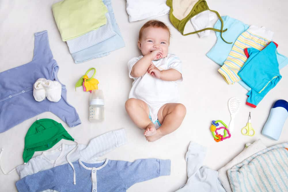 How to choose right clothes for your baby