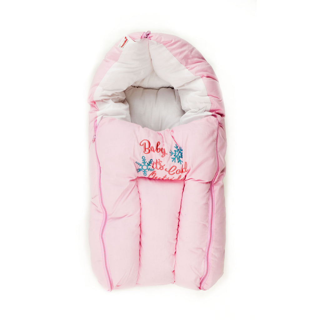 Pink Two in One Sleeping Bag