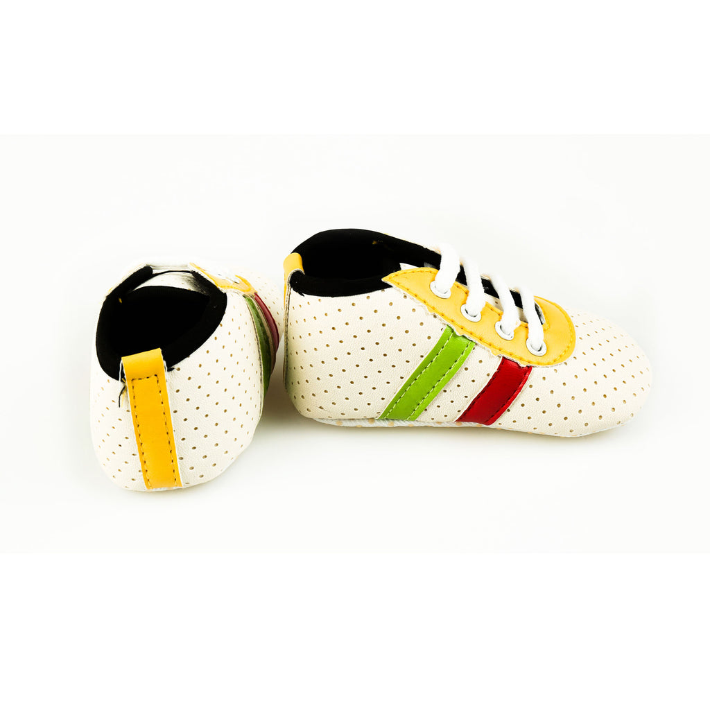 Multi Color Soft and Stylish Booties for Babies