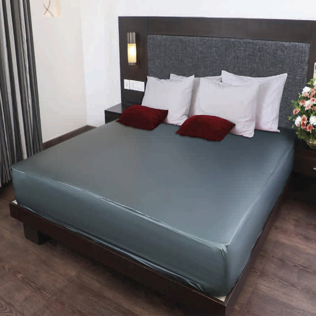 Bliss Waterproof Double Bed Cover