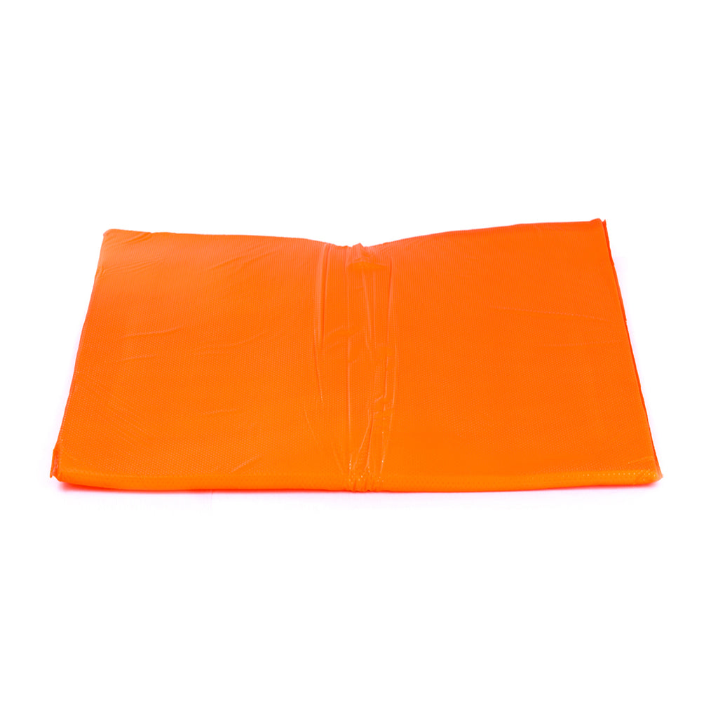 Orange Baby Bath Bed