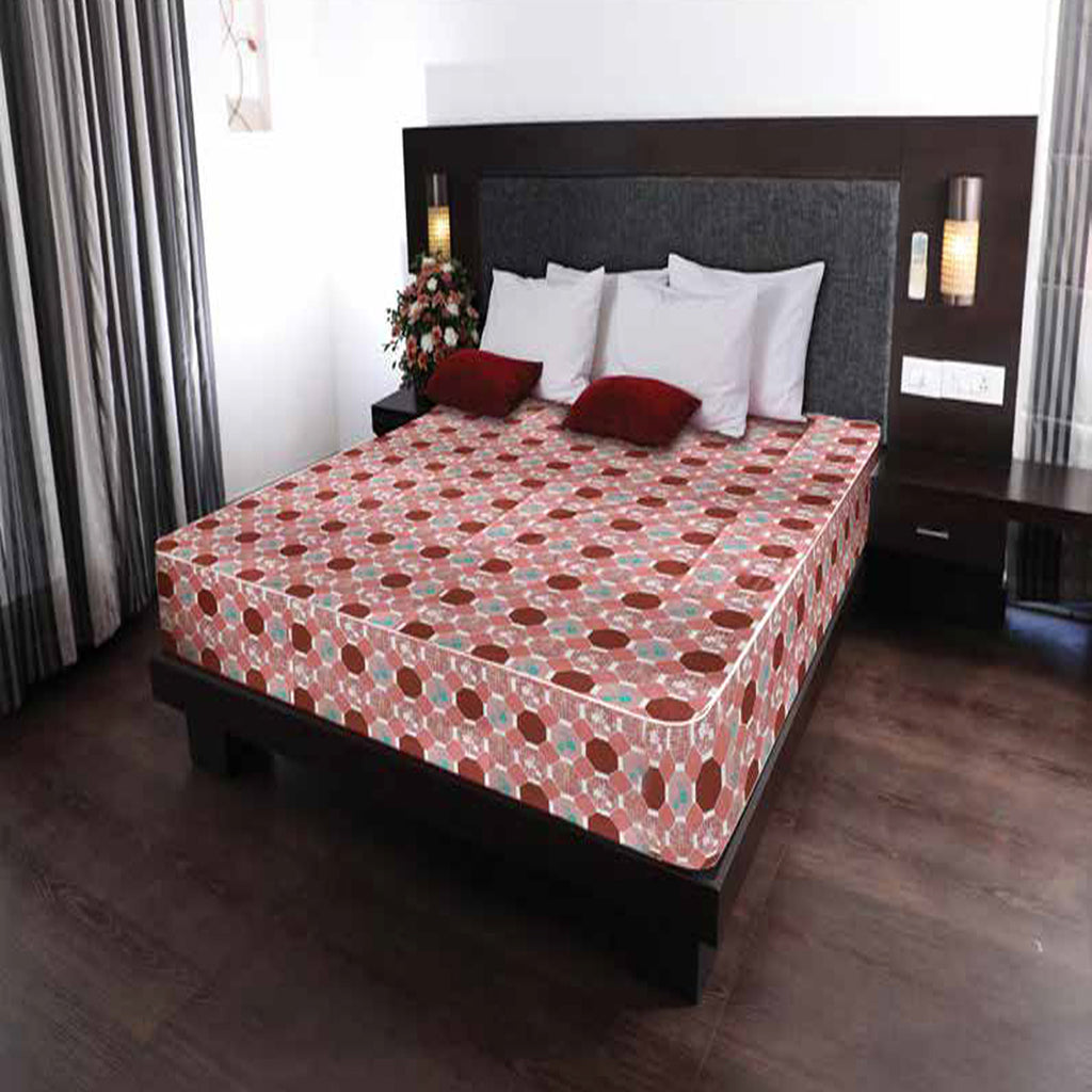 Cotton Waterproof Double Bed Cover