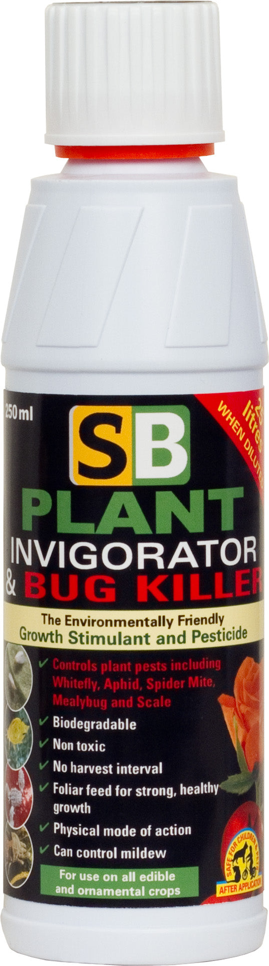 SB Plant Invigorator - Pest control 250ml concentrate