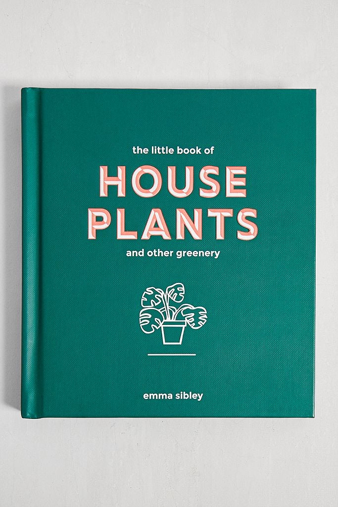 The little book of Houseplants - Emma Sibley
