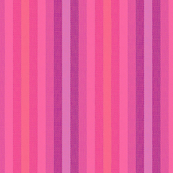 Kaleidoscope Stripes & Plaids  WV-9540-Magenta Stripe