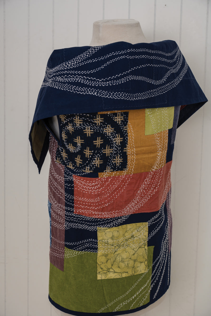 Boro and Sashiko: Harmonious Imperfection