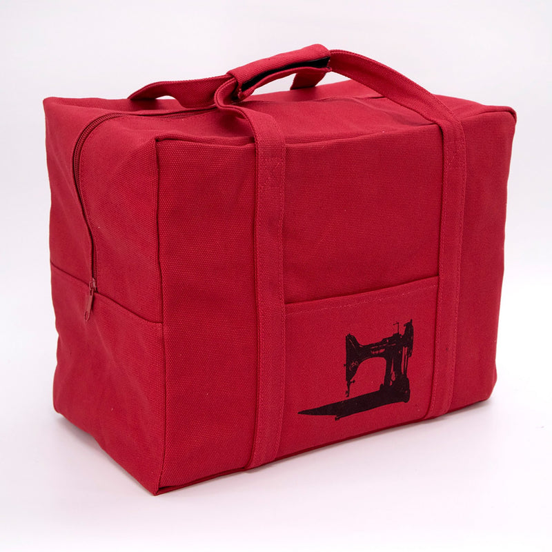 Tote Bag for Featherweight Case - Red