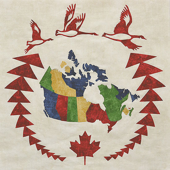 All Around Canada Pattern