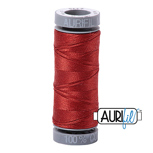Aurifil Mako 28wt Cotton 100 m (109 yd.) spool - 2395 Pumpkin Spice<br><font color = red>Please note, this item is not available in-store, but will be ordered for you.</font>
