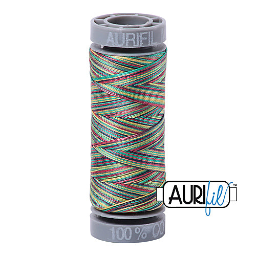 Aurifil Mako 28wt Cotton 100 m (109 yd.) spool - 3817 Marrakesh<br><font color = red>Please note, this item is not available in-store, but will be ordered for you.</font>