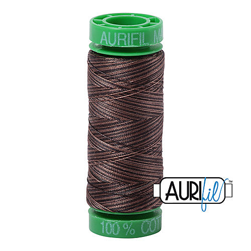 Aurifil Mako 40wt 2-ply Cotton 150 m (164 yd.) spool - 4671 Mocha Mousse<br><font color = red>Please note, this item is not available in-store, but will be ordered for you.</font>