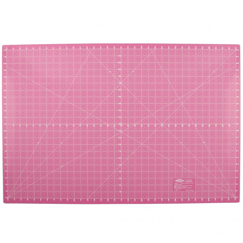 Havel's Pink 5 Layer Self Healing Cutting Mat - 22 by 34 Inches