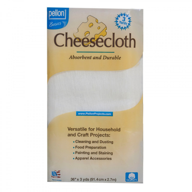 Cheesecloth - 3 yard pack