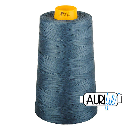Aurifil Mako 40wt 3-ply Cotton 3000 m (3250 yd.) cone - 1158 Medium Grey<br><font color = red>Please note, this thread is not available in-store, but will be ordered for you.</font>