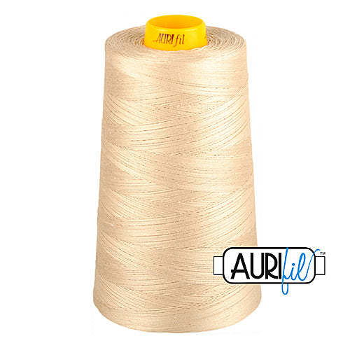 Aurifil Mako 40wt 3-ply Cotton 3000 m (3250 yd.) cone - 2312 Ermine<br><font color = red>Please note, this thread is not available in-store, but will be ordered for you.</font>