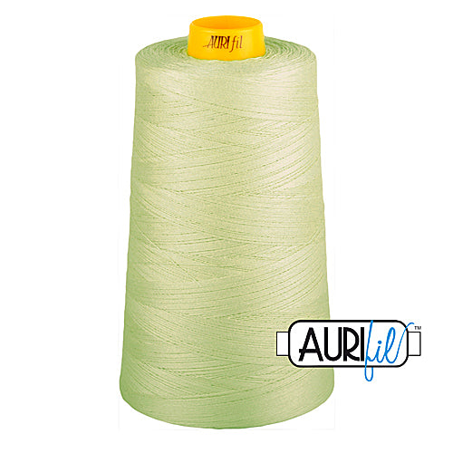 Aurifil Mako 40wt 3-ply Cotton 3000 m (3250 yd.) cone - 2843 Grey Green<br><font color = red>Please note, this thread is not available in-store, but will be ordered for you.</font>